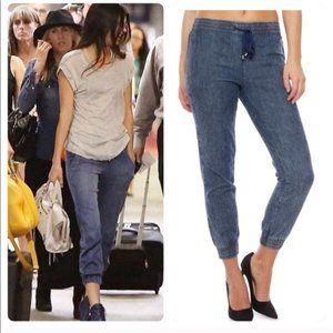 Wax Jeans Denim Joggers